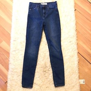 ⭐️3for$30 Gap Super High Rise Skinny Jeans